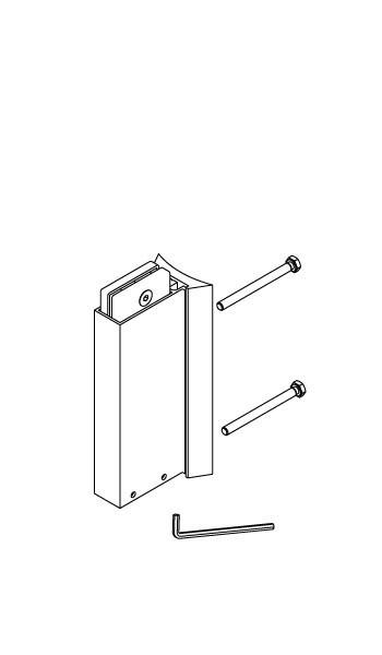 Hissvorrichtung (Set) Standard SA