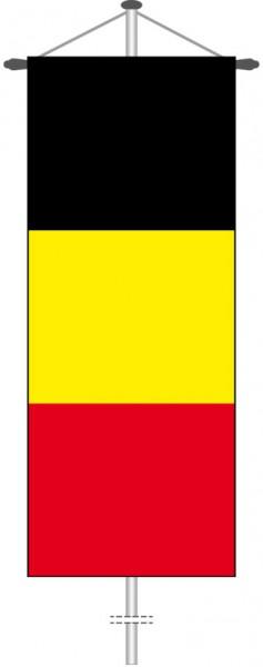 Belgien als Bannerfahne