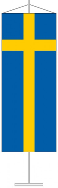 Schweden als Tischbanner