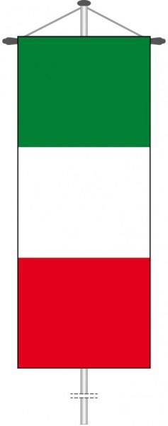 Italien als Bannerfahne