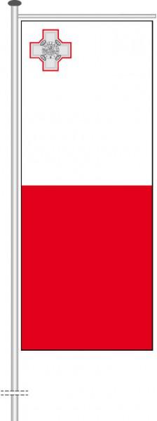 Malta als Auslegerfahne