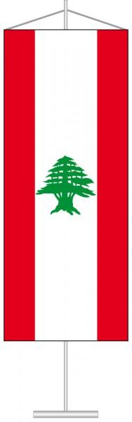 Libanon als Tischbanner