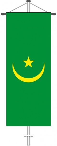Mauretanien als Bannerfahne
