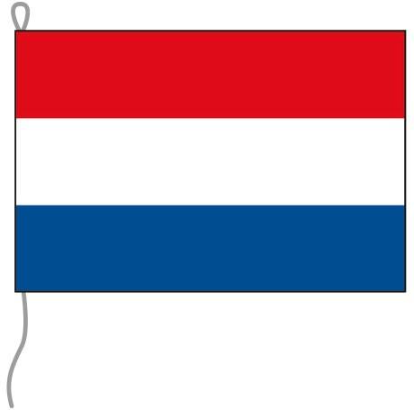 Niederlande als Bootsfahne