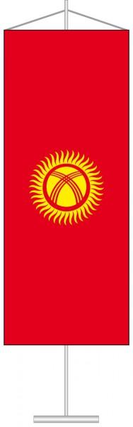 Kirgisistan als Tischbanner