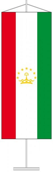 Tadschikistan als Tischbanner