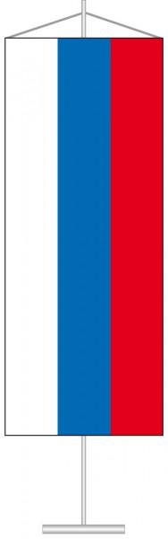 Russland als Tischbanner