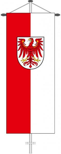 Brandenburg - Bürgerflagge als Bannerfahne