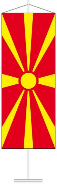 Mazedonien als Tischbanner