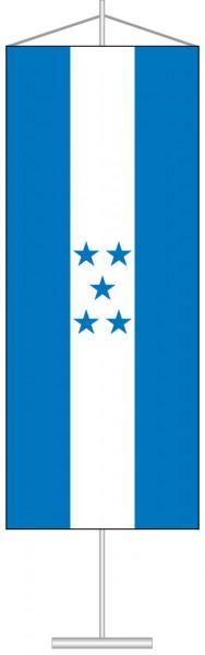 Honduras als Tischbanner