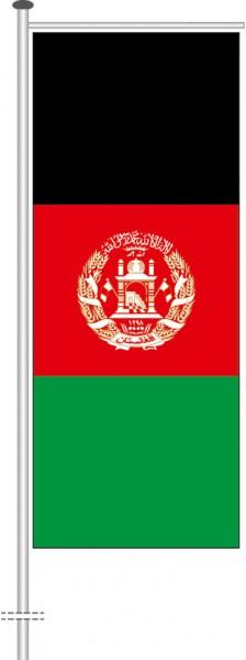 Afghanistan als Auslegerfahne