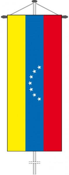 Venezuela als Bannerfahne