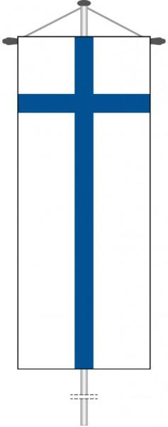 Finnland als Bannerfahne