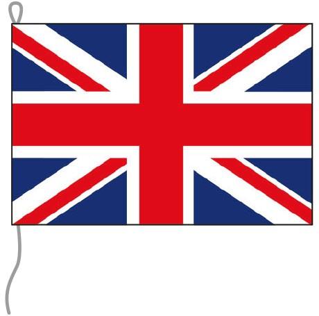 Großbritannien als Bootsfahne