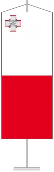 Malta als Tischbanner