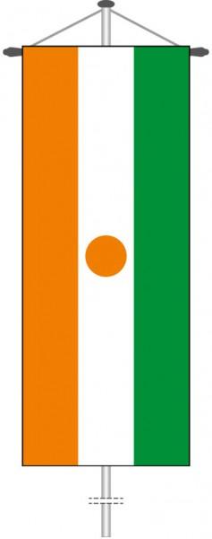 Niger als Bannerfahne