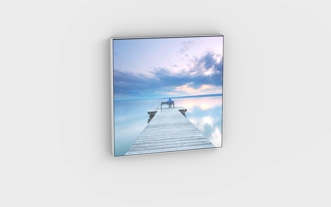 Deko-Frame im Quadrat | Deko-Frames | Spannrahmen | Spannrahmen und ...
