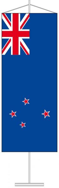 Neuseeland als Tischbanner