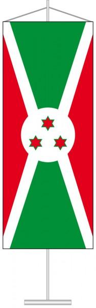 Burundi als Tischbanner