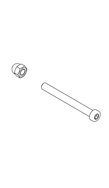 Verbinderschrauben Set Kompakt