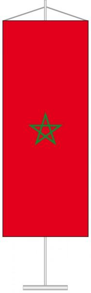 Marokko als Tischbanner