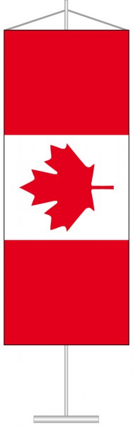 Kanada als Tischbanner