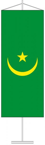 Mauretanien als Tischbanner