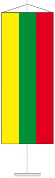 Litauen als Tischbanner
