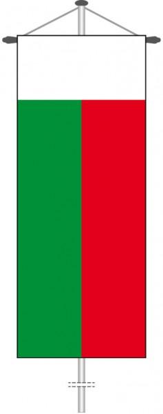 Madagaskar als Bannerfahne