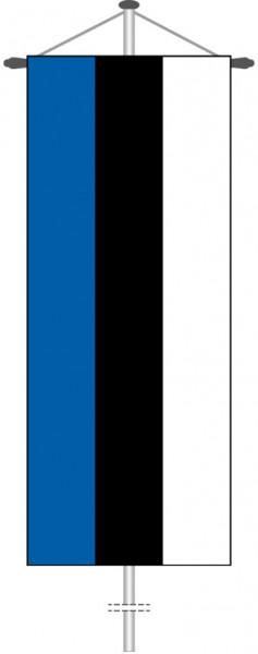 Estland als Bannerfahne