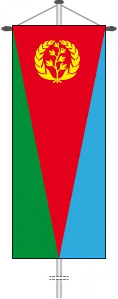 Eritrea als Bannerfahne
