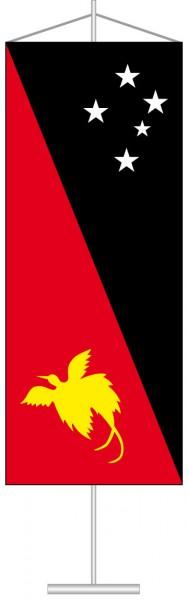 Papua-Neuguinea als Tischbanner