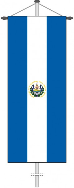 El Salvador als Bannerfahne