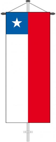 Chile als Bannerfahne