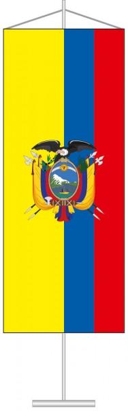 Ecuador als Tischbanner