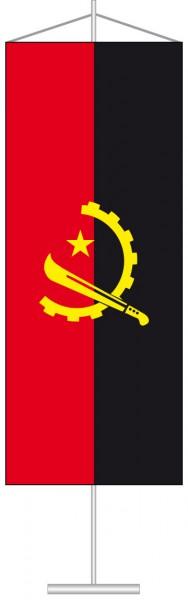 Angola als Tischbanner