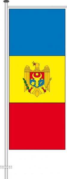 Moldawien als Auslegerfahne