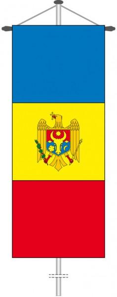 Moldawien als Bannerfahne