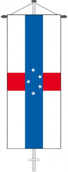 Niederlaendische Antillen als Bannerfahne