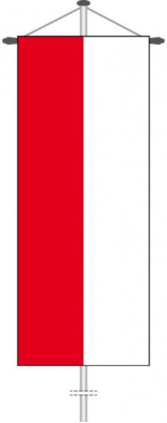 Indonesien als Bannerfahne