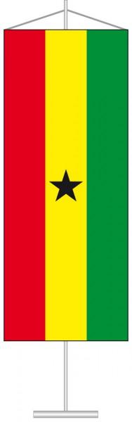 Ghana als Tischbanner