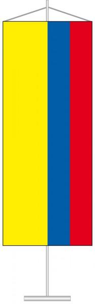 Kolumbien als Tischbanner