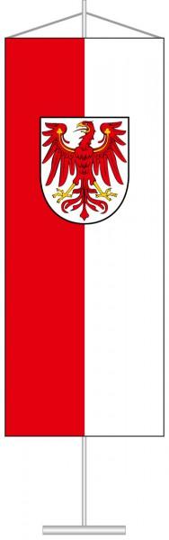 Brandenburg - Bürgerflagge als Tischbanner