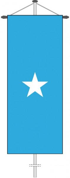 Somalia als Bannerfahne