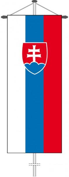 Slowakei als Bannerfahne
