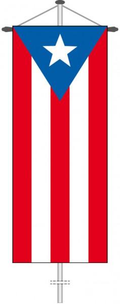 Puerto Rico als Bannerfahne