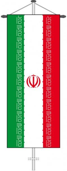 Iran als Bannerfahne