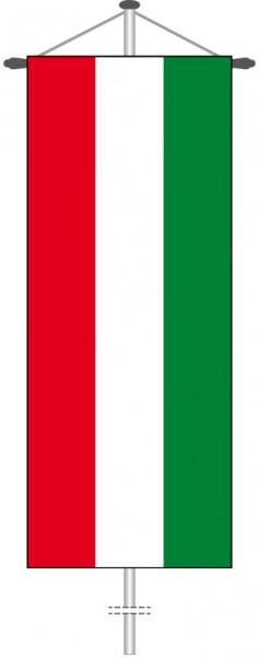 Ungarn als Bannerfahne