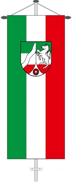 Nordrhein-Westfalen - Bürgerflagge als Bannerfahne