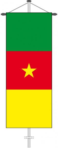 Kamerun als Bannerfahne